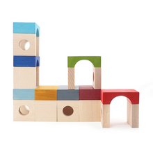 Load image into Gallery viewer, Lubulona Tunnel Blocks - TREEHOUSE kid and craft
