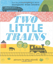 Load image into Gallery viewer, Two Little Trains - TREEHOUSE kid and craft