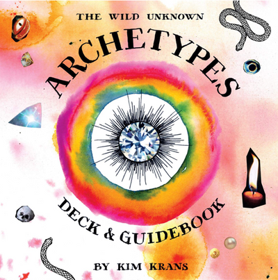 Wild Unknown: Archetypes- Deck and Guidebook - TREEHOUSE kid and craft