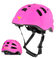 Load image into Gallery viewer, Flybar Junior Sports Helmet- Pink - TREEHOUSE kid and craft