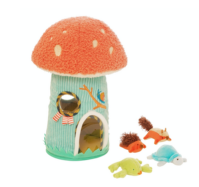 Toadstool Cottage - TREEHOUSE kid and craft