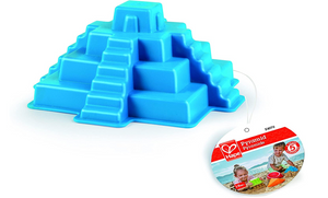 Mayan Pyramid Sand Shaper - TREEHOUSE kid and craft
