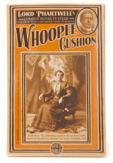 Whoopee Cushion - TREEHOUSE kid and craft