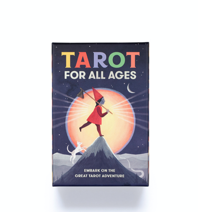 Tarot for all Ages - TREEHOUSE kid and craft