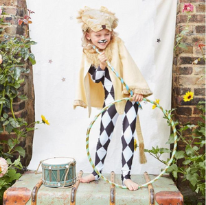 Lion Cape Dress Up - TREEHOUSE kid and craft