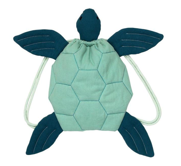 Turtle Backpack - TREEHOUSE kid and craft