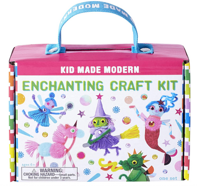 Enchanting Craft Kit - TREEHOUSE kid and craft
