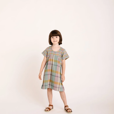 Clover Toddler Dress - TREEHOUSE kid and craft