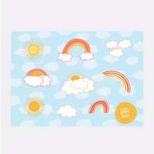 Load image into Gallery viewer, The Good Twin Sticker Sheets - TREEHOUSE kid and craft