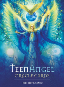 Teen Angel Oracle Cards - TREEHOUSE kid and craft
