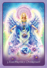 Load image into Gallery viewer, Teen Angel Oracle Cards - TREEHOUSE kid and craft