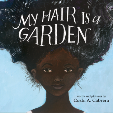 My Hair Is A Garden - TREEHOUSE kid and craft