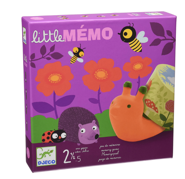 Little Game Little Memo - TREEHOUSE kid and craft