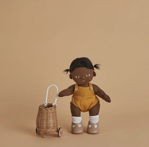 Doll Luggy - TREEHOUSE kid and craft
