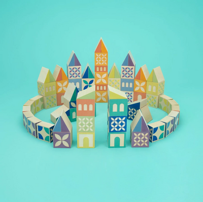 Gosling Square Blocks - TREEHOUSE kid and craft