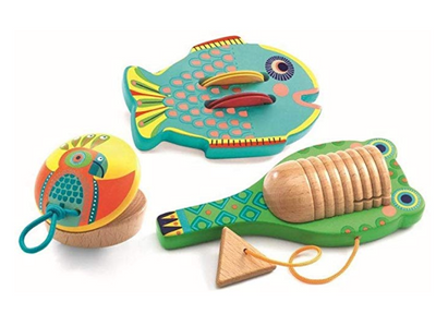 Animambo Musical Instruments - TREEHOUSE kid and craft