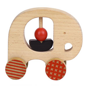 Wooden Push Along - TREEHOUSE kid and craft