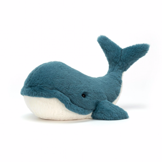 Wally Whale Small - TREEHOUSE kid and craft