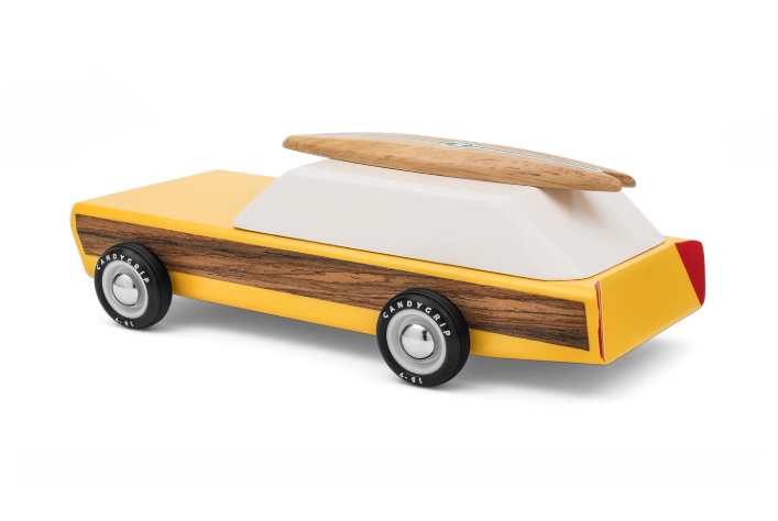 Woodie Wagon - TREEHOUSE kid and craft