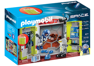 Mars Mission Play Box - TREEHOUSE kid and craft