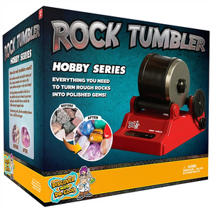 Hobby Rock Tumbler - TREEHOUSE kid and craft