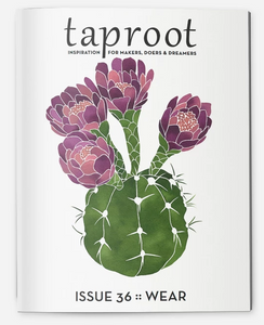Taproot Magazine - TREEHOUSE kid and craft