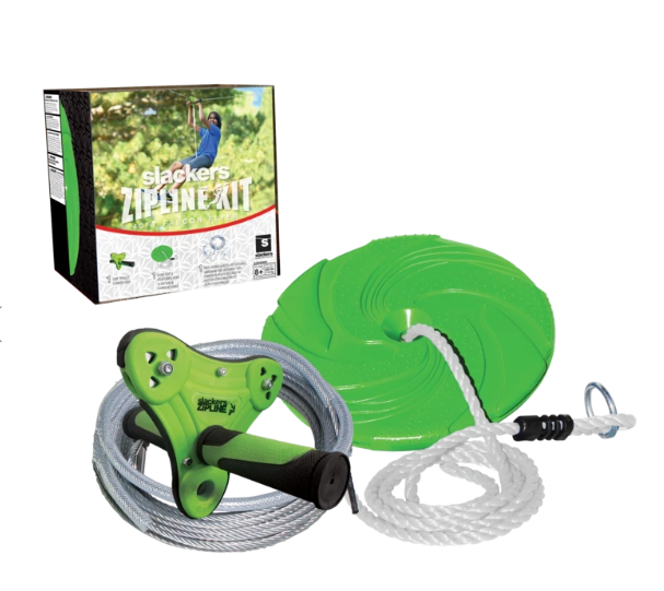Zipline Kit - TREEHOUSE kid and craft