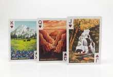 Load image into Gallery viewer, National Parks Card Deck - TREEHOUSE kid and craft