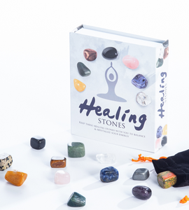 Healing Stone Pack - TREEHOUSE kid and craft