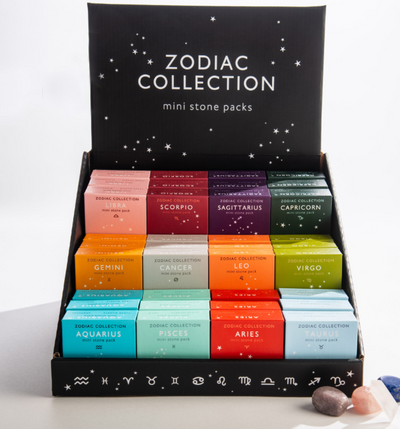Zodiac Mini Stone Pack - TREEHOUSE kid and craft
