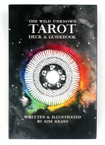 The Wild Unknown Tarot Deck and Guidebook - TREEHOUSE kid and craft