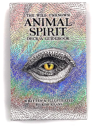 The Wild Unknown Animal Spirit Deck and Guidebook - TREEHOUSE kid and craft