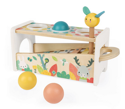 Tap Tap Xylophone - TREEHOUSE kid and craft