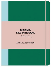 Load image into Gallery viewer, Magma Sketchbook Art & Illustration