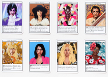 Load image into Gallery viewer, Music Oracles cards