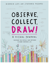 Load image into Gallery viewer, Observe, Collect, Draw - TREEHOUSE kid and craft