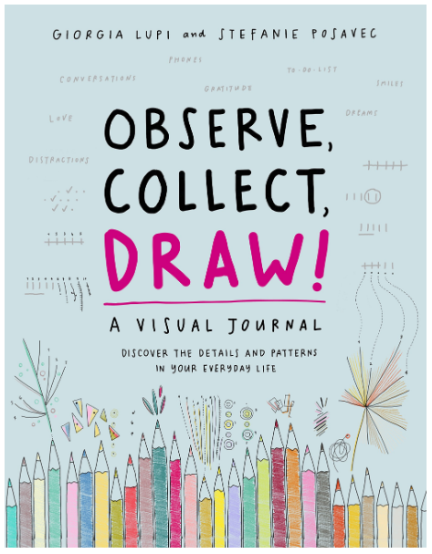 Observe, Collect, Draw - TREEHOUSE kid and craft