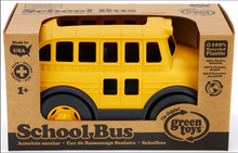 Load image into Gallery viewer, School Bus Green Toys