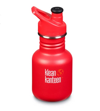 Load image into Gallery viewer, 12oz Klean Kanteen Sports Bottle
