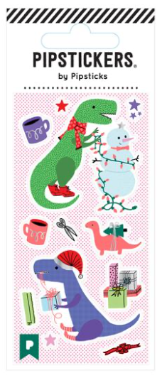 Holiday Stickers - TREEHOUSE kid and craft