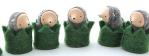 Little Critter in a Hedge Cozy - TREEHOUSE kid and craft