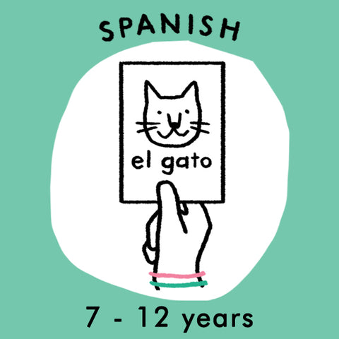 ATHENS SPANISH FOR KIDS | SESSION I