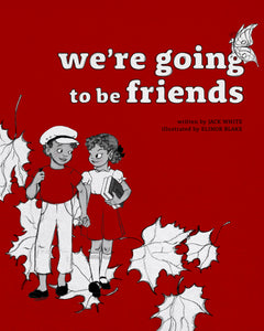 We're Going to Be Friends - TREEHOUSE kid and craft