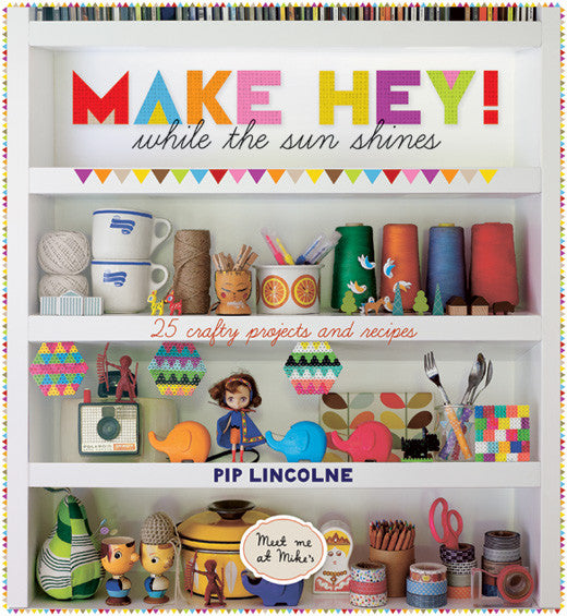 Make Hey! - TREEHOUSE kid and craft