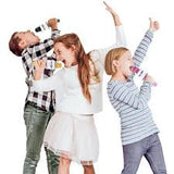 Sing-along Pro Bluetooth Karaoke Microphone and Speaker