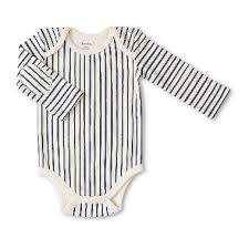 Stripes Away One-Piece Ink - TREEHOUSE kid and craft
