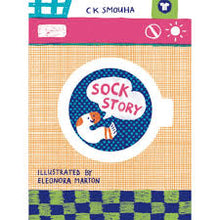 Load image into Gallery viewer, Sock Story - TREEHOUSE kid and craft