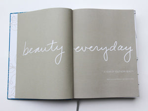 Beauty Everyday :: a year of southern beauty - TREEHOUSE kid and craft