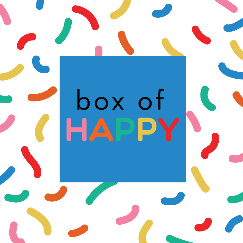 TREEHOUSE box of Happy