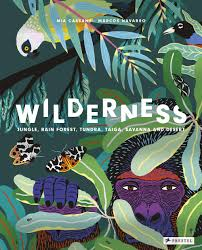 Wilderness: Earth's Amazing Habitats - TREEHOUSE kid and craft